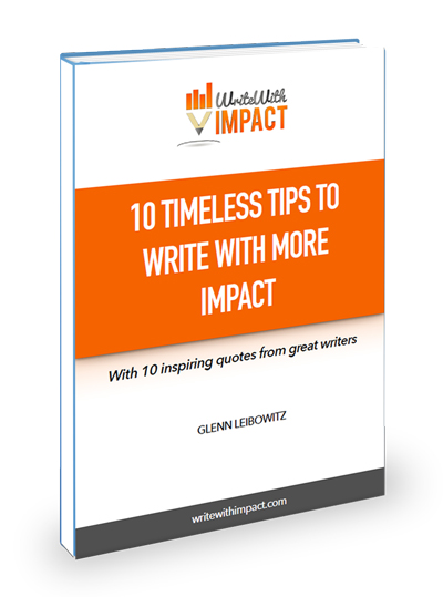 writing with impact The latest tweets from write with impact (@impactfulwriter) write with impact is an itunes #1 new & noteworthy podcast to help you become a better writer hosted by.