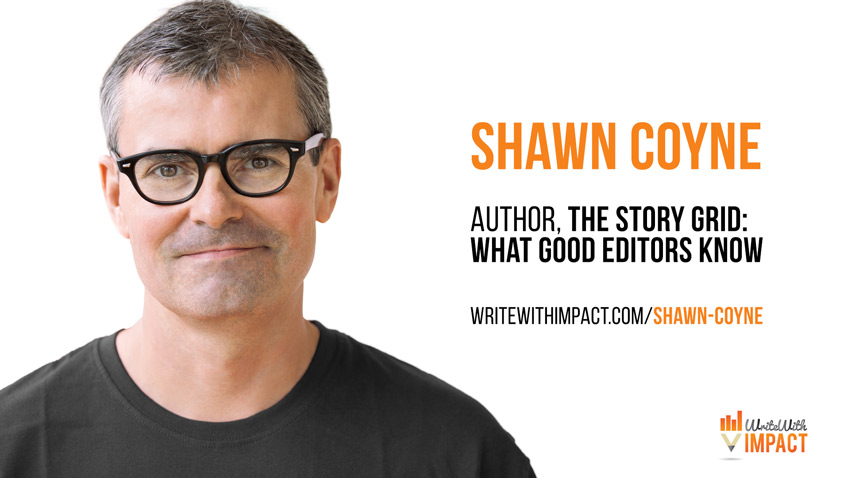 Shawn Coyne Explains How to Write Great Stories Using The Story Grid