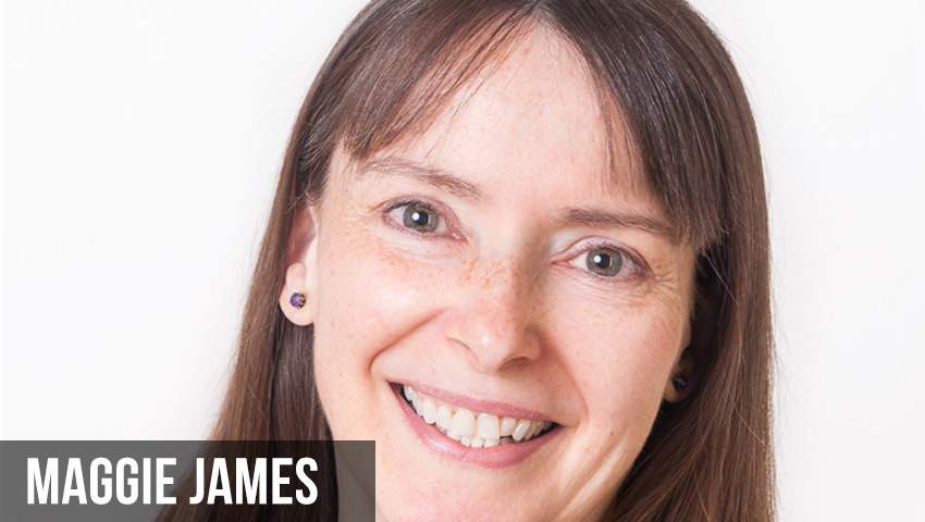Maggie James Shares Advice for Publishing Your First Novel