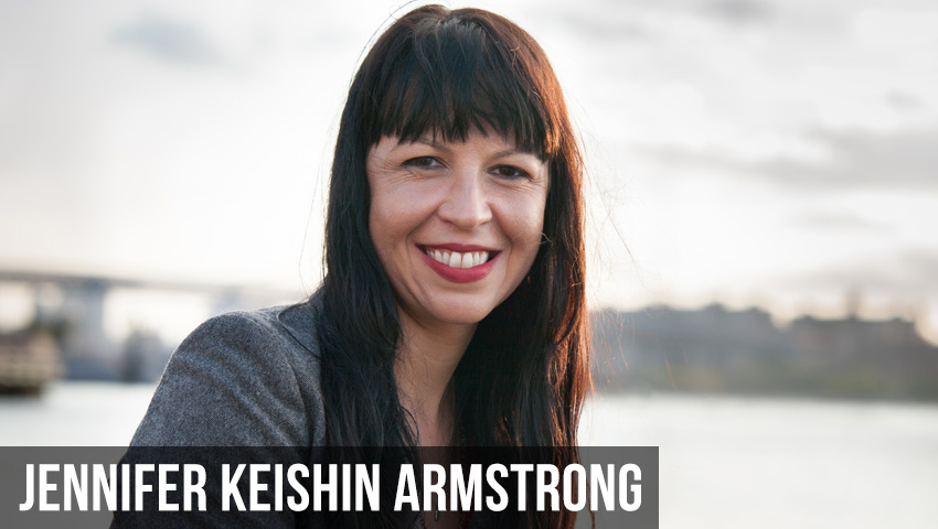 Jennifer Keishin Armstrong's 5-Step Process for Writing Great Blog Posts
