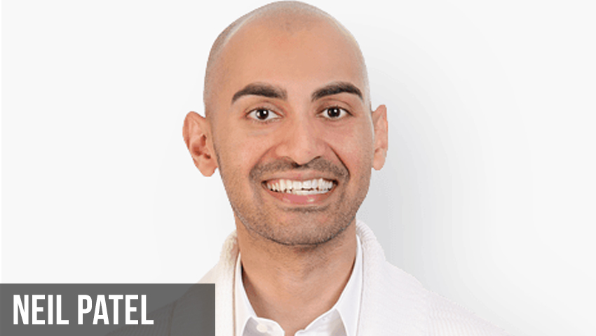 Neil Patel's Top Tips for Writing Great Blog Posts